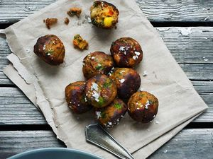 Foodie Friday: Ikea's vegan 'meatballs'; diet and climate; Oprah chai BOGO