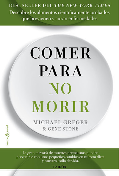 New DVD, New Annual Talk, New Live Q&A's and HOW NOT TO DIE now out in Spanish