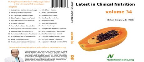 Dr. Greger's New DVD Now Streaming