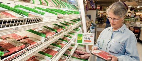 Clostridium difficile in the Food Supply