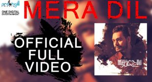 Mera Dil Sung by Prabh Gill