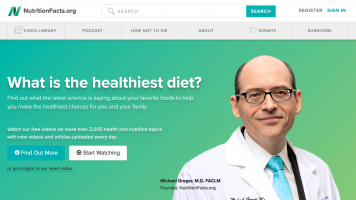NutritionFacts.org Gets a Makeover