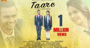 Taare Song by Nirmaan
